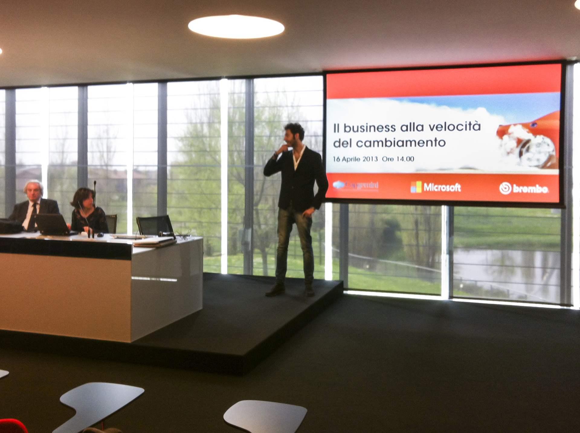 Brembo_Capgemini_Microsoft_Fancy_ADV_Event_Communication_2